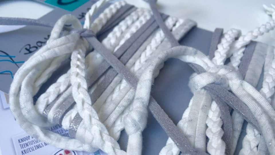 Slippers samenstellen