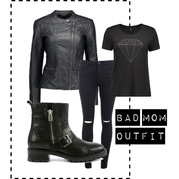 Bad Mom Outfit