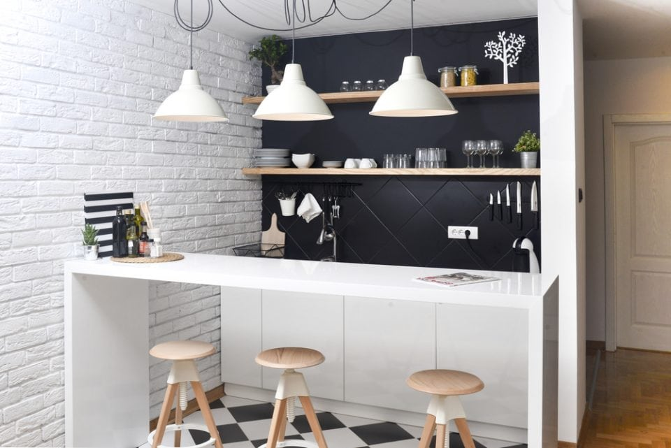 goedkoop een ruimte decoreren tips voor meer ruimte in je keuken