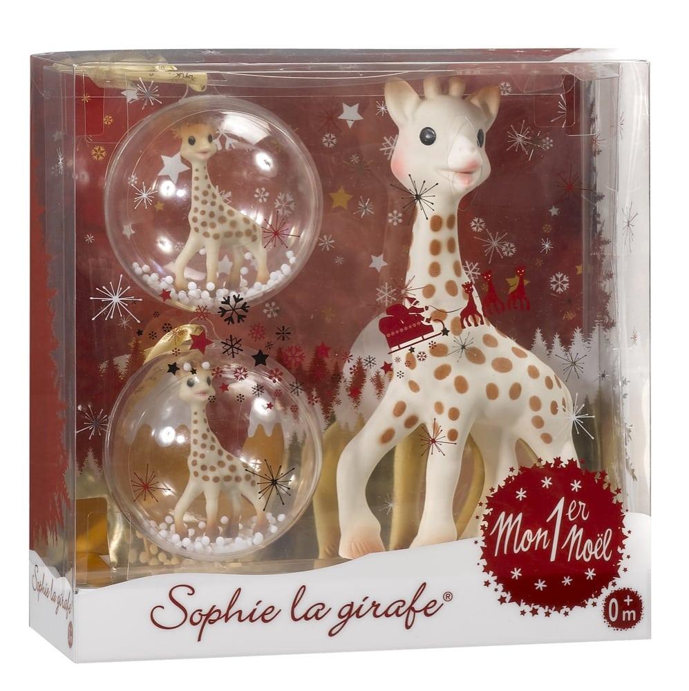 Sophie de giraf eerste kerstmis set