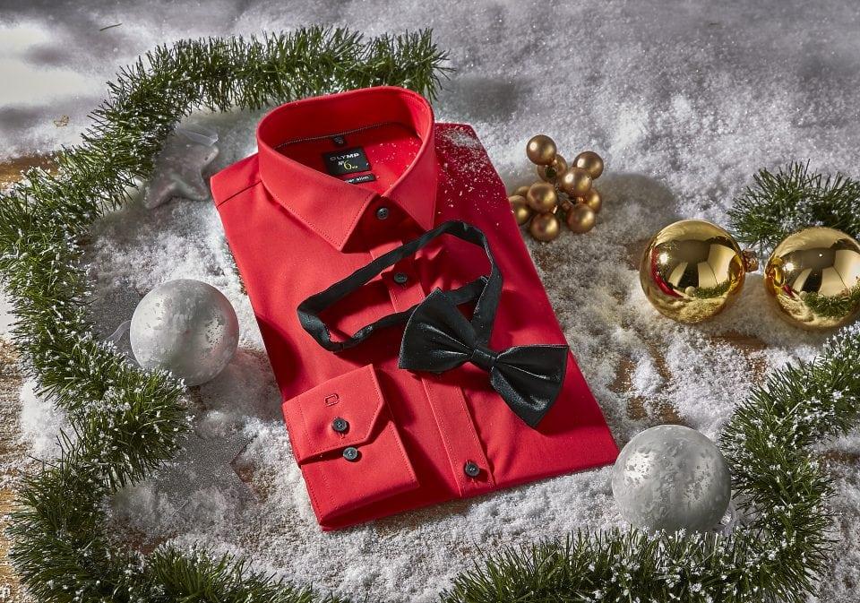 wat draagt jouw man met kerst