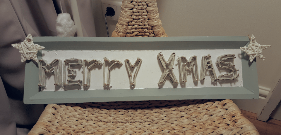 DIY Kerstdecoratie budget