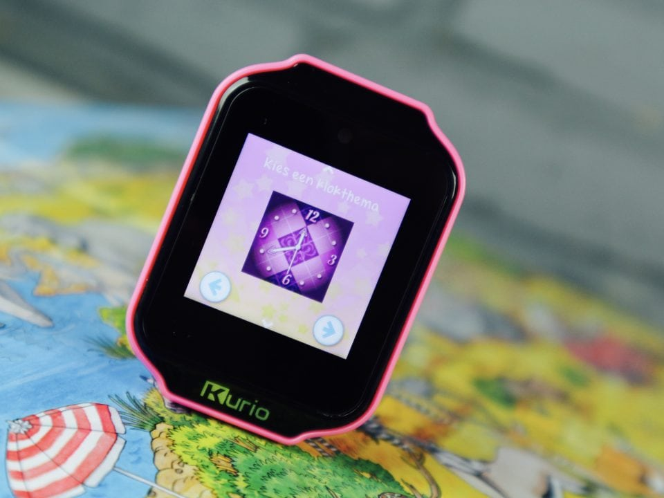 Kurio Watch Smartwatch voor kinderen met sos functie