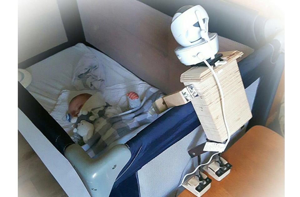 Creatief voor de babykamer
