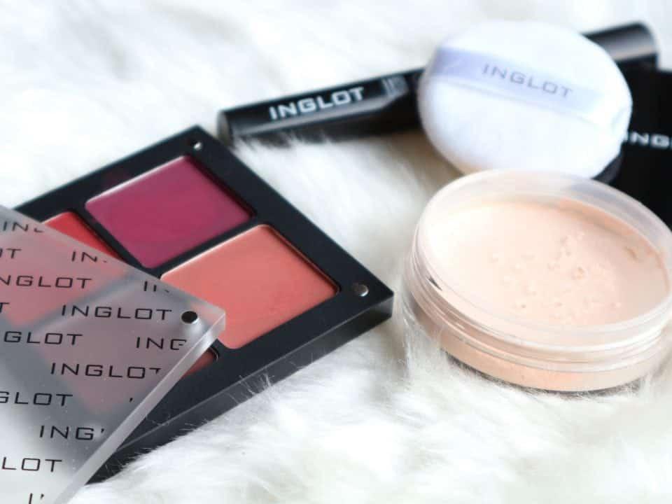 Inglot Freedom System , inglot mascara, lash enchancer, inglot HD Illuminizing Loose Powder