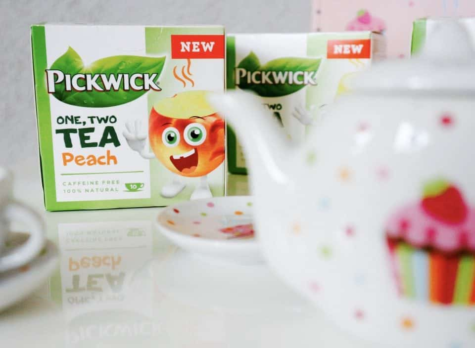 pickwick one two tea kinderthee