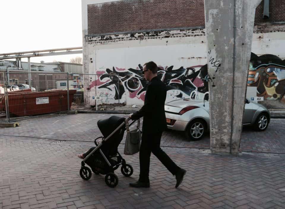 easywalker mosey+ kinderwagen