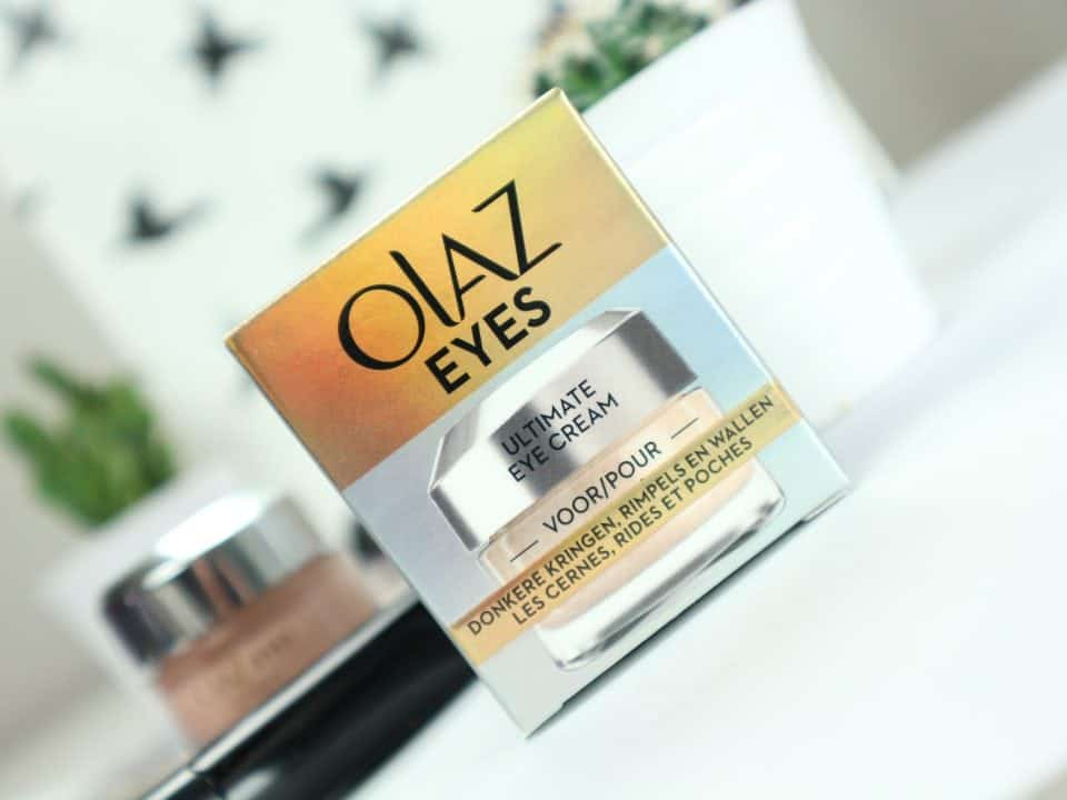 Olaz Ultimate Eye Cream review momambition oogcreme