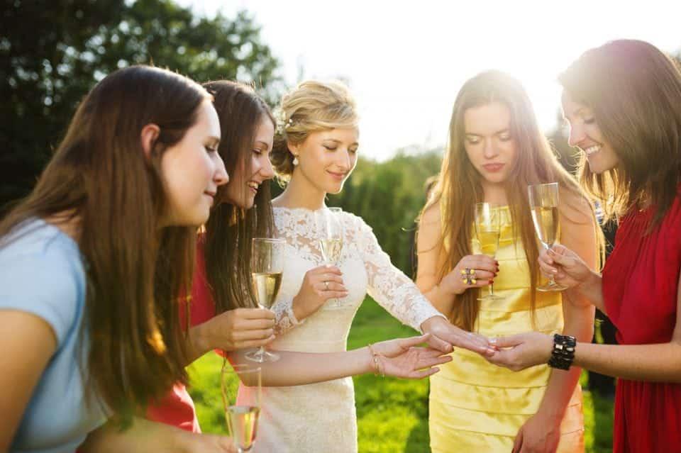 perfecte jurk voor een bruiloft