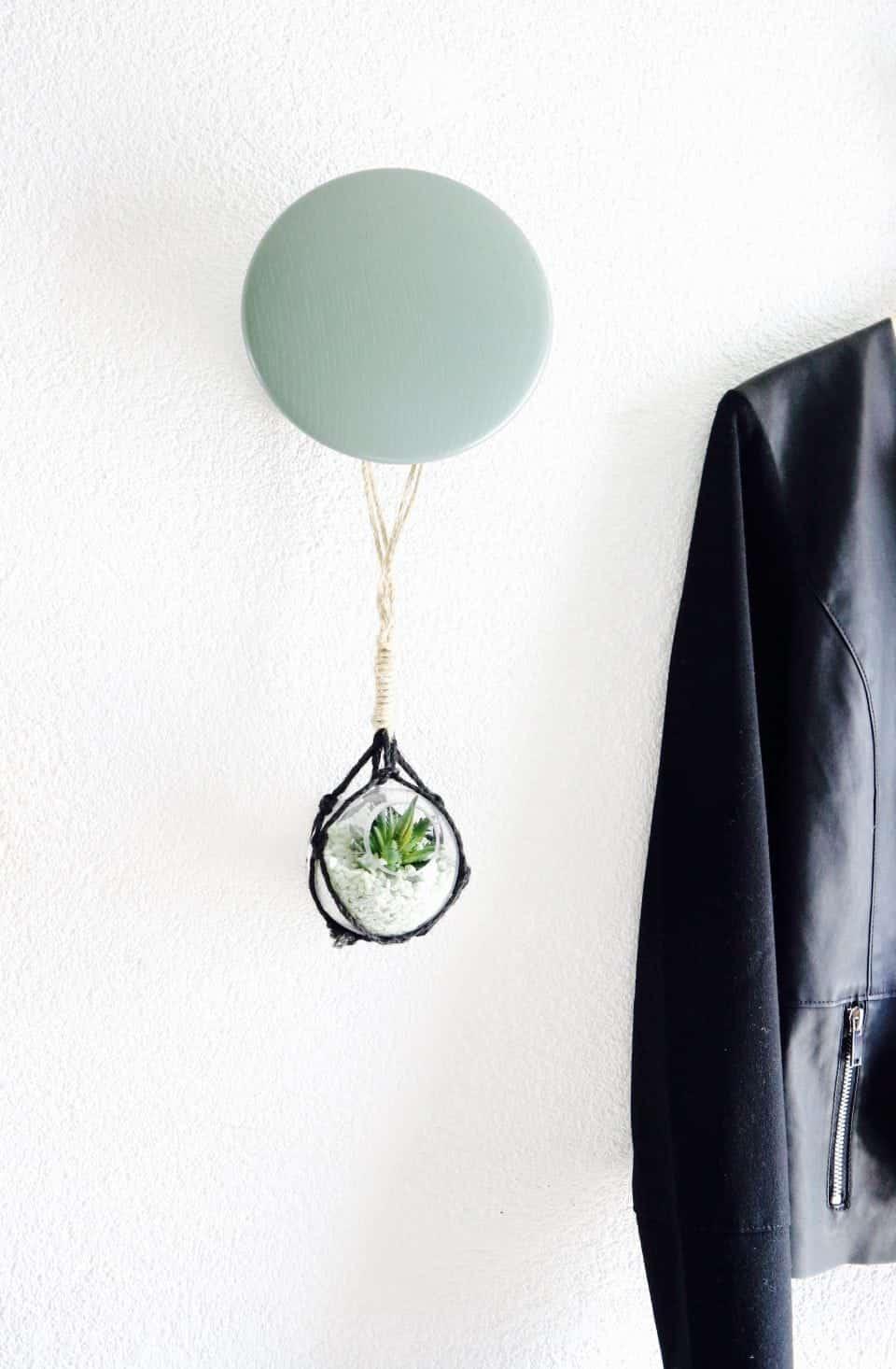 groen interieur, kleine hal inrichten smalle hal