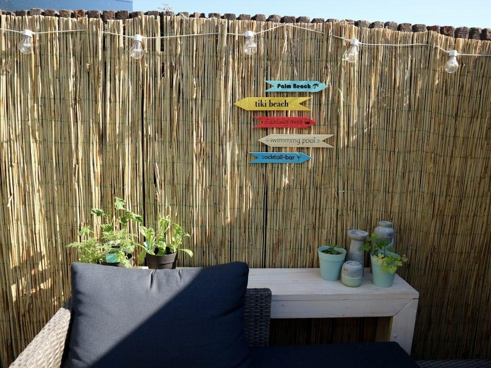 tuinverbouwing speelhoek