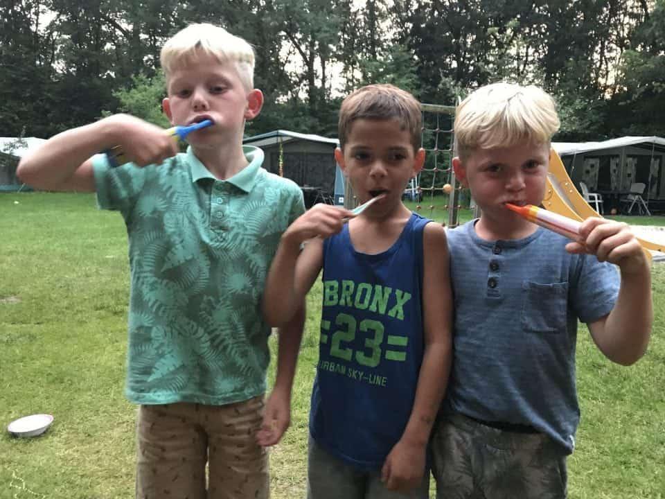 Camping 't hout bakkeveen