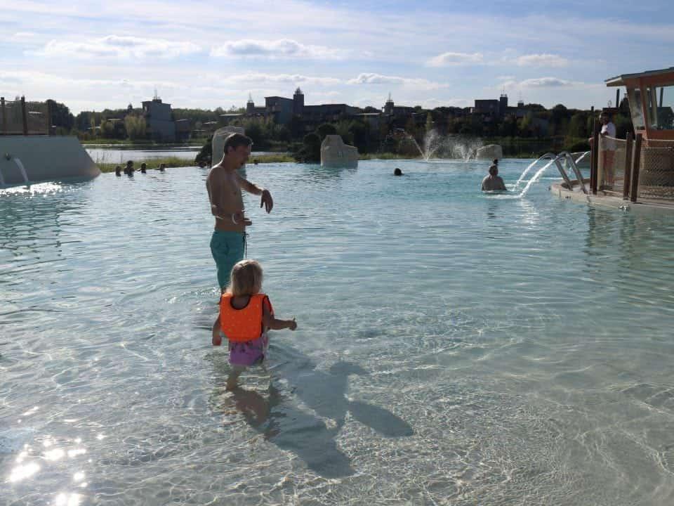10 x De leukste (subtropische) zwembaden voor kinderen Center Parcs Villages Nature® Paris Disneyland Paris Mamablog weekend weg