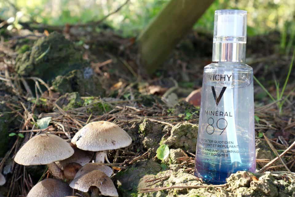 musthaves voor ondernemende moeders Vichy mineral 89 review mamablog beautyblog 50ml