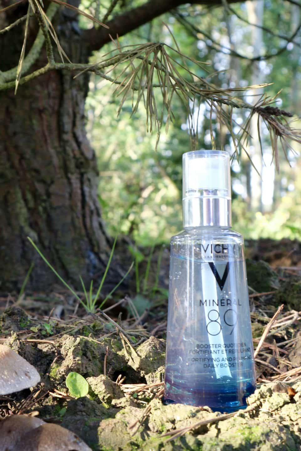 Vichy mineral 89 review mamablog beautyblog 50ml