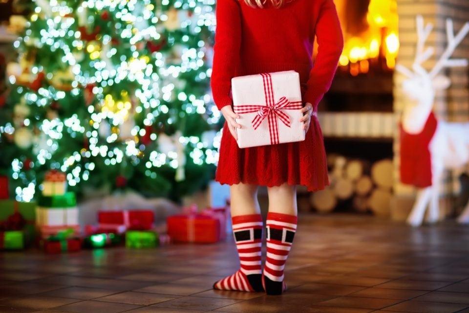 kerst cadeaus voor haar, kerstgroet