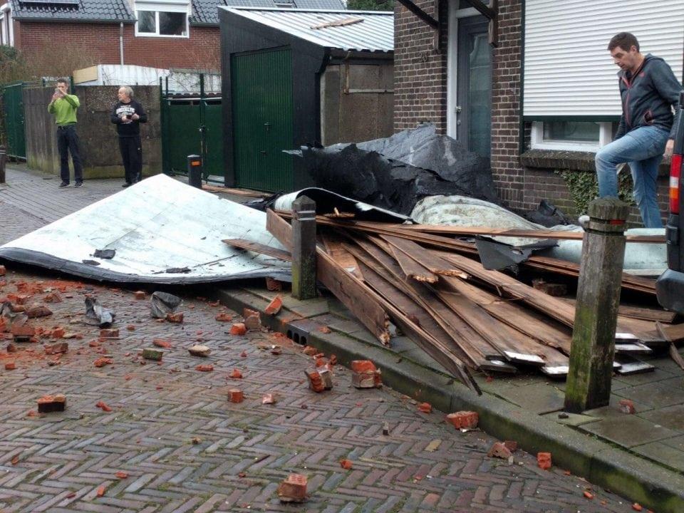 vochtproblemen vocht bestrijden stormschade week 3 momambition.nl