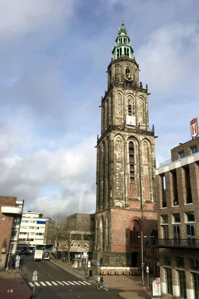 Martinitoren Groningen Olle Grieze
