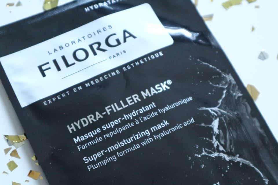 review Filorga Hydra filler Mask Masker Mask Monday Momambition