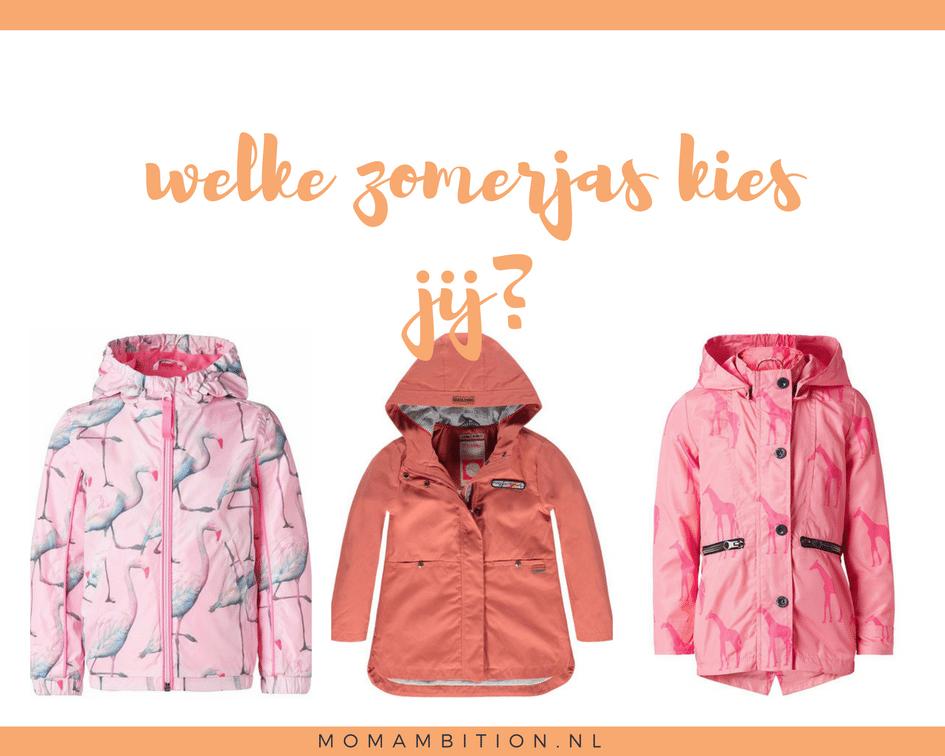 zomerjassen voor meiden zomerjas kopen meisjes zomerjas mamablog momambition