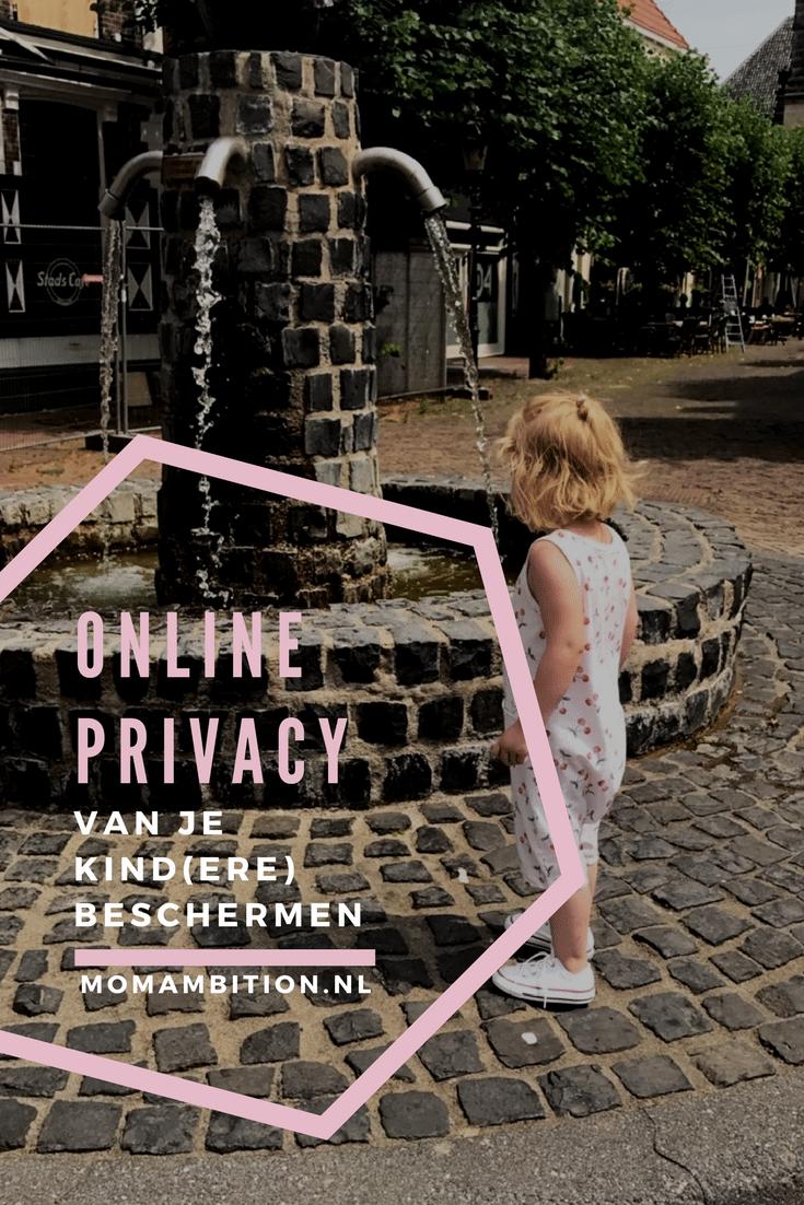 Online Privacy van je kind beschermen: Waarom ik mijn kind niet (meer) online plaats momambition.nl