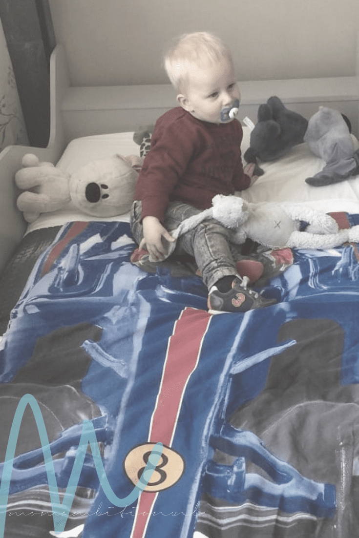 Overgang van babybed naar groot bed (inclusief tips) Momambition.nl peuterbed