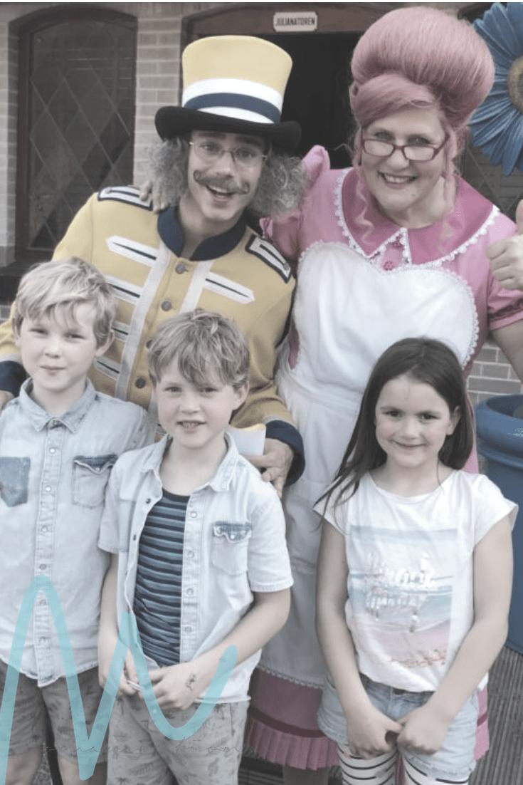 Nieuwe attractie in Julianatoren : De Hoge Hoed momambition.nl attractiepark pretpark meivakantie uit met kinderen