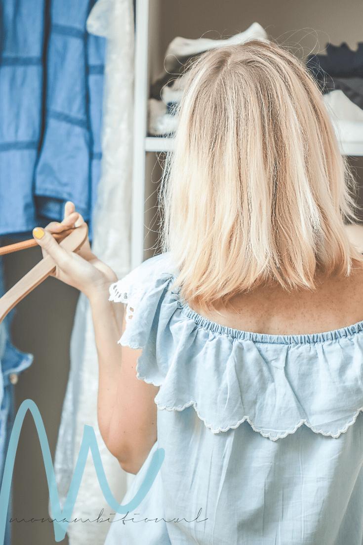 5 veranderingen die ik aanbreng in mijn kledingkast