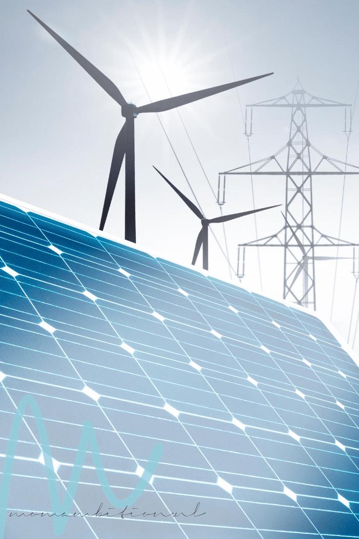 groene energieleverancier zonnepanelen aardgas biomassa momambition.nl cassandra pater