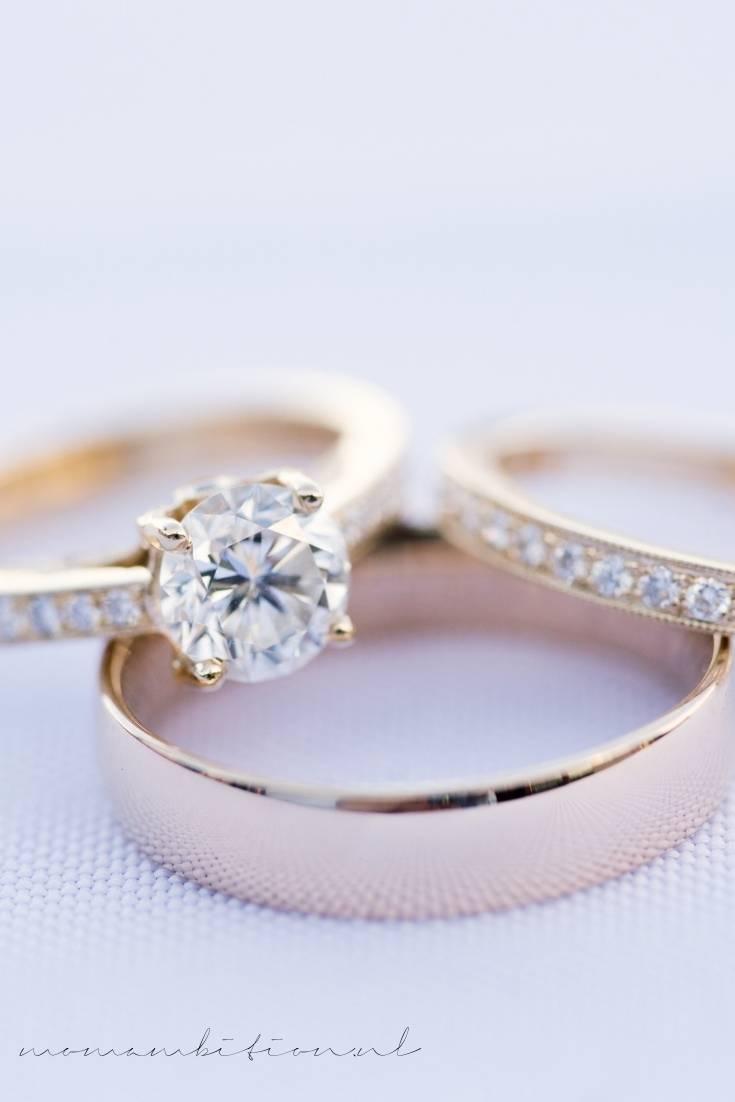 verlovingsringen set goud