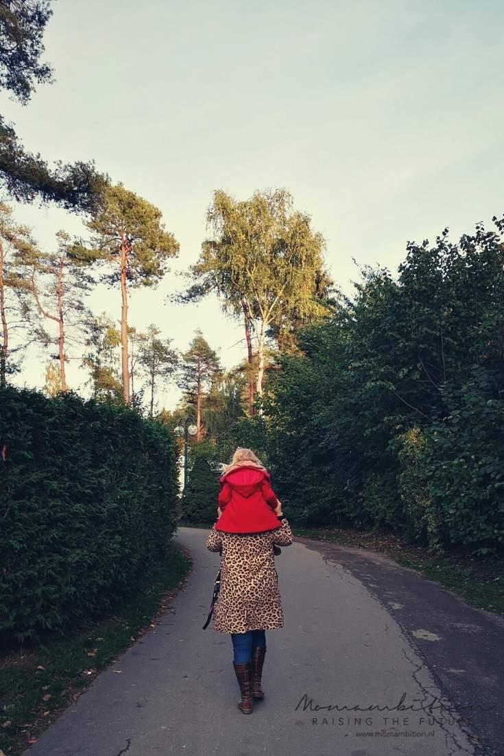 wandelen met je kind